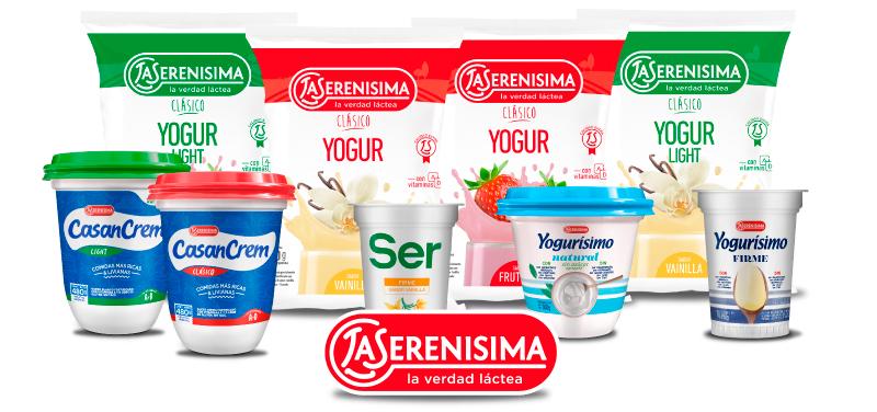 Lácteos y alimentación: La Serenísima